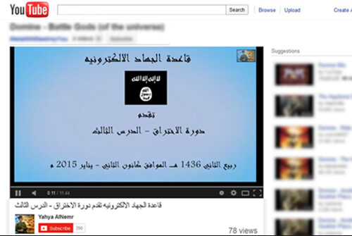 New ISIS Hacker Group Declared